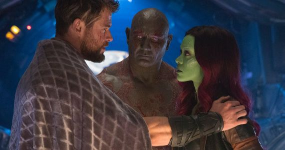 Bautista Thinks Hemsworth Is the Perfect Fit for Guardians Vol. 3
