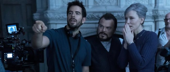 'The House with a Clock in Its Walls' Director Eli Roth Discusses Amblin, Steven Spielberg, and More
