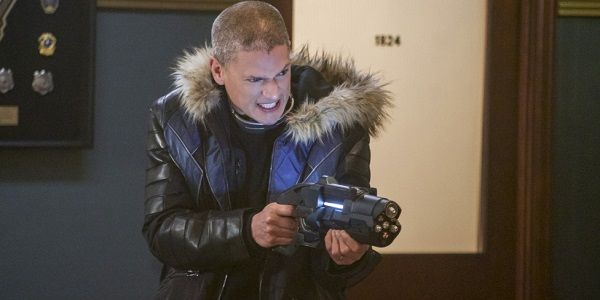 Captain Cold's Final Flash Episode Will Also Feature An Arrow Villain