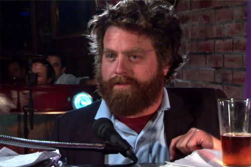 Years Before 'Baskets,' Zach Galifianakis Was Twinning In Netflix's First Comedy Special: 'Live at the Purple Onion'