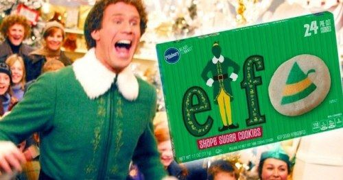 Buddy the Elf Cookie Dough Is Exactly What You Need This