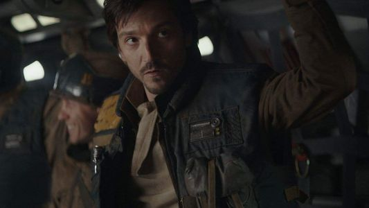 Diego Luna Reprising Cassian Andor Role in Star Wars TV Series