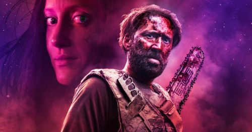 Nicolas Cage's Mandy Is Coming to Blu-Ray in Time for
