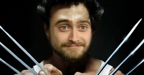 Daniel Radcliffe Jokes That He's the New WolverineThe MCU
