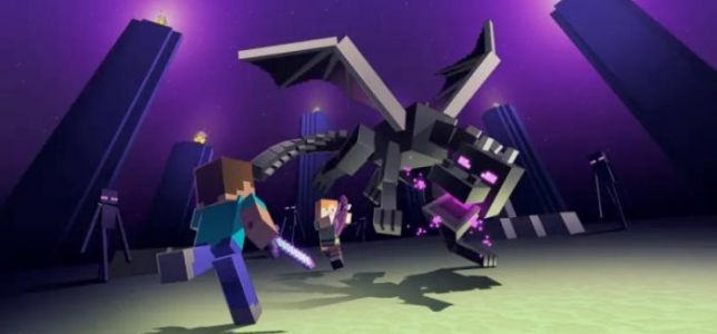 Live-Action 'Minecraft' Movie Finally Sets Spring 2022 Release Date