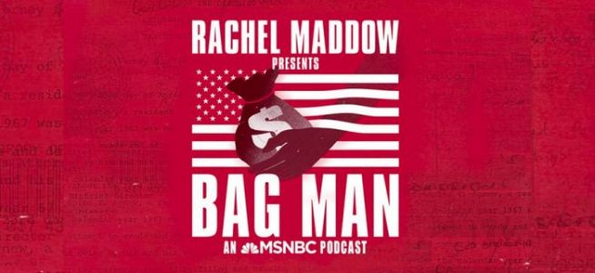 'Bag Man': Ben Stiller Producing Movie Adaptation of Rachel Maddow Podcast About Spiro Agnew Scandal