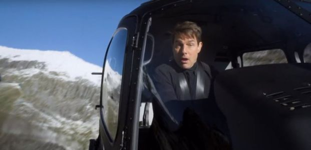 'Mission: Impossible - Fallout' Video Goes Behind the Scenes of Tom Cruise's Insane Helicopter Stunt