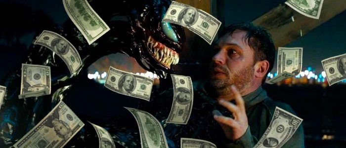 'Venom' and That Big Tongue of His Are Going to Lap Up Boffo Box Office