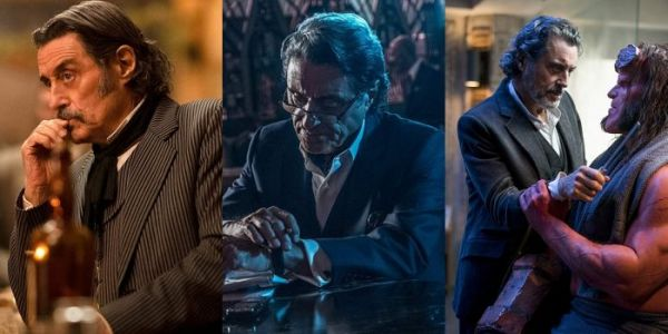 Ian McShane in 2018: One of Our Best Living Actors, in Great Projects and Trash Alike