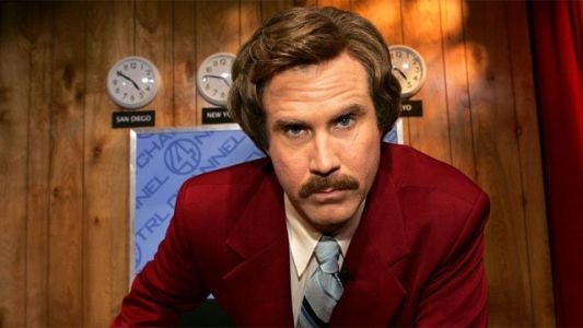 Will Ferrell's Ron Burgundy Returns With a New Podcast