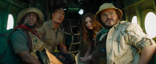 'Jumanji: The Next Level' Trailer: Danny DeVito and Danny Glover Enter the Game as Two New Players in 'Jumanji 3'