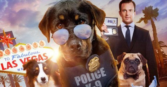 Show Dogs Movie Trailer