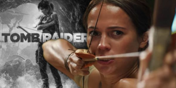 "Tomb Raider Isn't Really A ""Video Game Movie"" - That's Why It's Good"