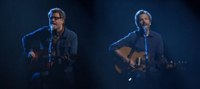 'Flight of the Conchords' Played a New Song on 'The Late Show with Stephen Colbert'