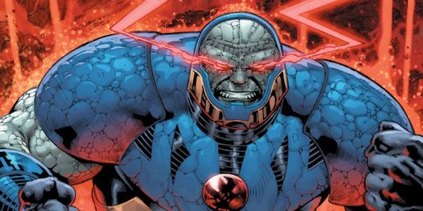 Zack Snyder Has Revealed His Vision For Young Darkseid