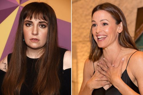 Lena Dunham Is Going 'Camping' At HBO With Jennifer Garner