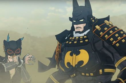 The Dark Knight journeys to feudal Japan in the epic anime 'Batman Ninja'