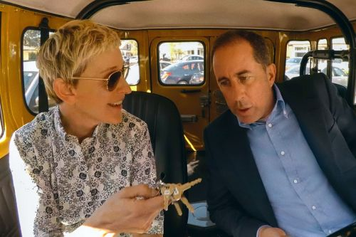 Jerry Seinfeld Hits the Road with Ellen DeGeneres, John Mulaney, and More in 'Comedians in Cars Getting Coffee' Trailer