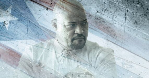 Imprisoned Trailer: Laurence Fishburne Is the Prison Warden from Hell