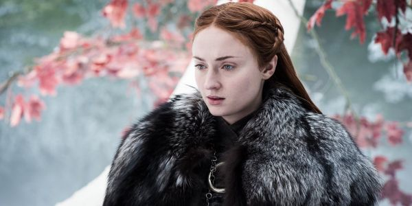Fans Think Sophie Turner's Tattoo is a Game of Thrones Finale Spoiler