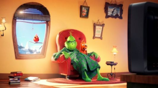 The Grinch TV Spot Offers First Look at Illumination's New Version