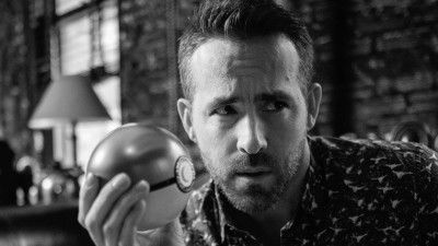 """Ryan Reynolds Lampoons Acting and the Meisner Technique by """"Becoming Pikachu"""""""