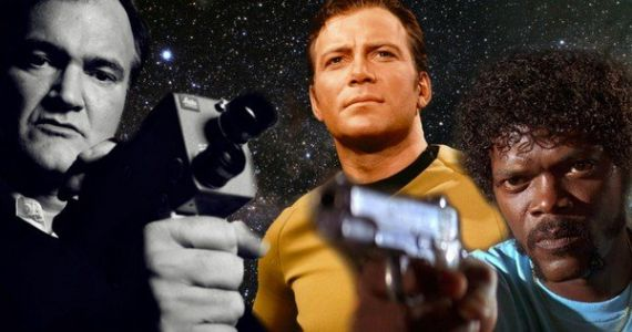 Tarantino's Star Trek Movie Will Be R-Rated