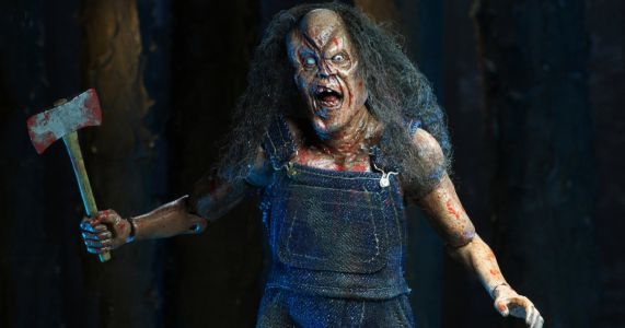 Hatchet Killer Victor Crowley Gets His First Action Figures from NECA