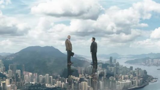 The New SKYSCRAPER Trailer Sends The Rock to Dizzying Heights