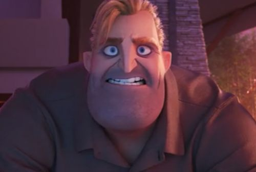 That Moment In 'Incredibles 2' When Bob Becomes The Real Superhero