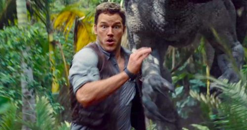 Jurassic World 3 Is Getting Ready to Go Very Quickly and Chris