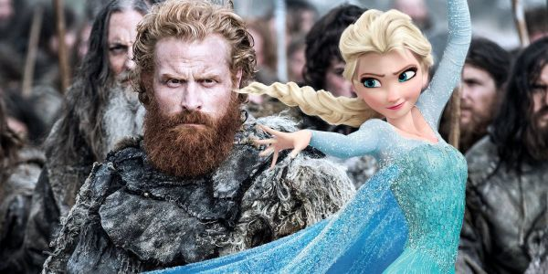 Frozen 2: Josh Gad Reacts To Game Of Thrones & Elsa Fan Mash-up