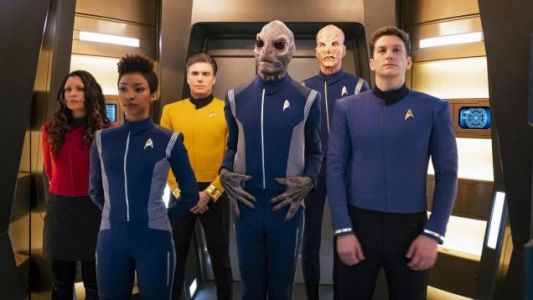 "STAR TREK: DISCOVERY Review: 2.01 ""Brother"""