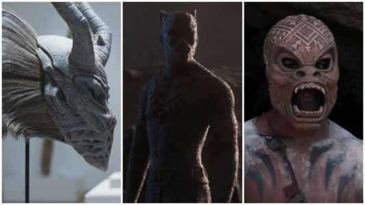 All of the Black Panther Easter Eggs