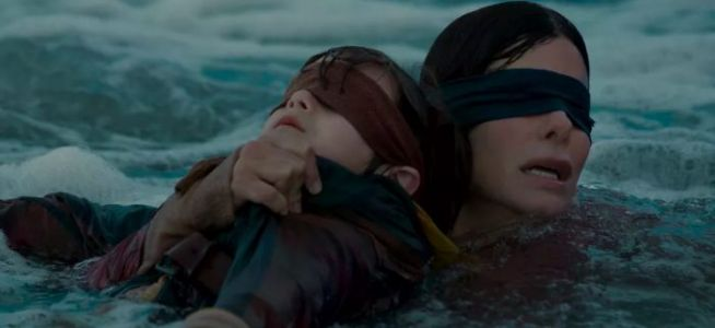 'Bird Box' Honest Trailer: Netflix Canceled a Blind Superhero Show for This?