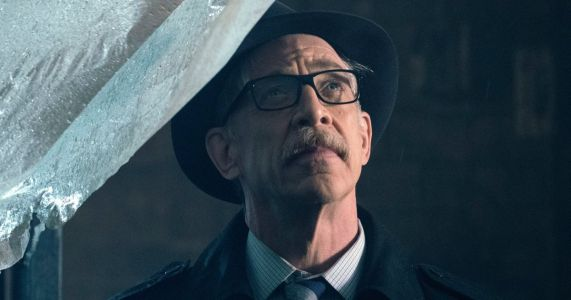 J.K. Simmons Teases a Little More Commissioner Gordon in Zack Snyder's Justice League