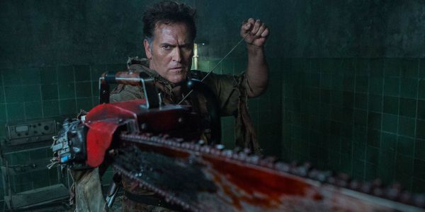 Bruce Campbell Reprising Ash Williams One More Time in Evil Dead Video Game