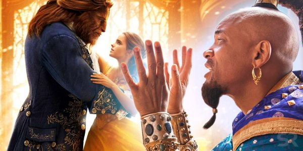 Aladdin's Disappointing First Look Highlights The Disney Remake Problem