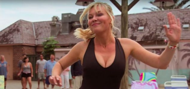 'On Becoming a God in Central Florida' Trailer: It's Kirsten Dunst Versus a Water Park Pyramid Scheme