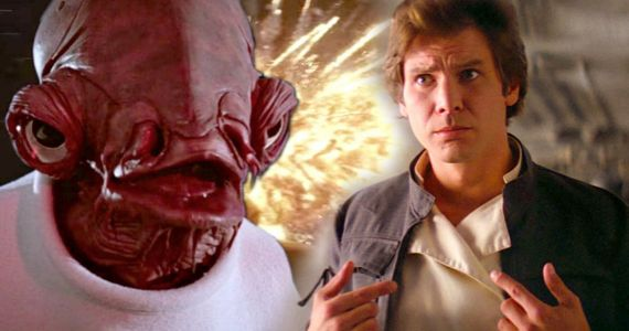 Admiral Ackbar Actor Claims Harrison Ford Wanted Him Fired from Return of the Jedi