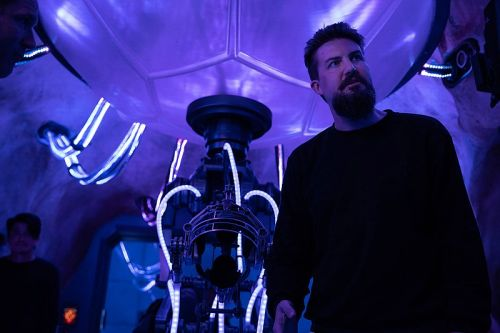 CS Set Visit: Director Adam Wingard on Godzilla vs. Kong!