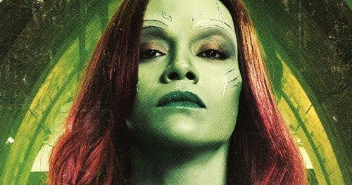 Zoe Saldana Rips Into Marvel Sell Out AccusationsGuardians of
