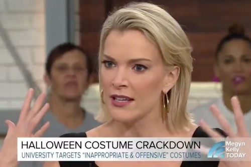 "Megyn Kelly Defends Blackface: ""When I Was a Kid, That Was Okay"""