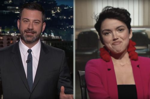 "Jimmy Kimmel Finally Solves The Case Of ""Missing"" 'The Bachelor' Contestant Bekah M"
