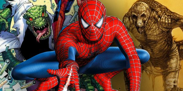 How Sam Raimi's Spider-Man Trilogy Set Up The Lizard