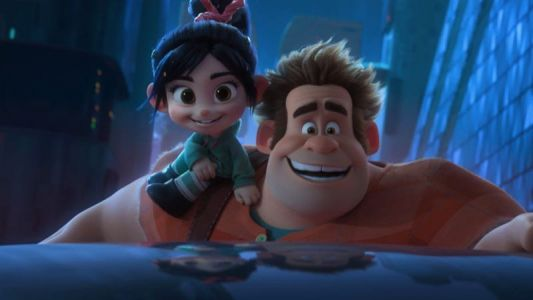 CS Interview: Sarah Silverman on Her Return as Vanellope in Ralph Breaks the Internet