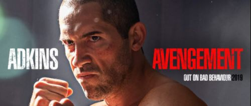 Avengement Movie starring Scott Adkins