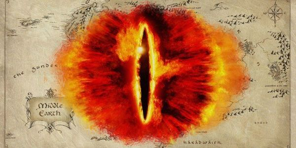 Lord Of The Rings: Why Sauron Is An Eye After His First Defeat