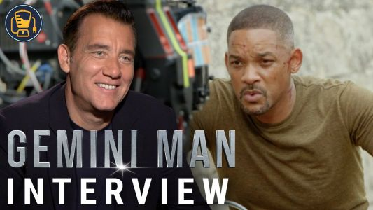 Video | Gemini Man Interviews with Clive Owen, Ang Lee and More