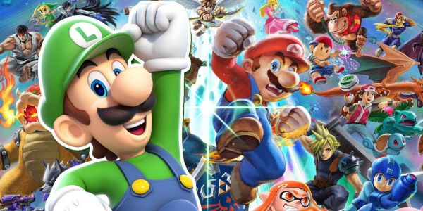 Smash Bros. Ultimate Story Could Be About Saving Luigi's Soul, Fans Believe